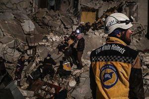 Syria: Lộ video nghi dàn dựng vụ tấn công hóa học ở Idlib?