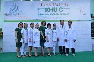 Đà Nẵng thêm một công trình quy mô phục vụ khám chữa bệnh đi vào hoạt động