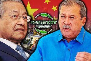 Lý do thủ tướng Malaysia 'đóng cửa' siêu dự án 100 tỷ USD của Trung Quốc