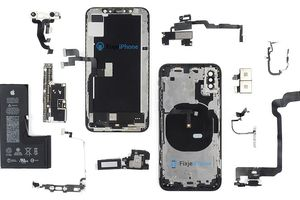 'Nội soi' iPhone Xs: Pin liền chữ L, kết cấu chắc chắn nhưng cực khó sửa chữa