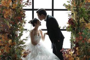 Hé lộ ảnh cưới lãng mạn của Nhã Phương - Trường Giang