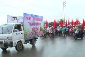Phúc Thọ: Cuộc vận động 3 sạch góp phần đổi mới diện mạo nông thôn