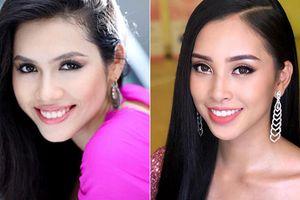 Đã tìm ra 'chị em thất lạc' của Hoa hậu Trần Tiểu Vy ngay ở showbiz Việt