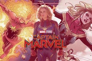 Captain Marvel 'bật' hình thái Binary, trở thành siêu anh hùng mạnh nhất vũ trụ Marvel?