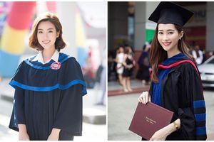Ngoài Trần Tiểu Vy, những nàng hậu nào của Việt Nam từng gây tranh cãi về trình độ học vấn