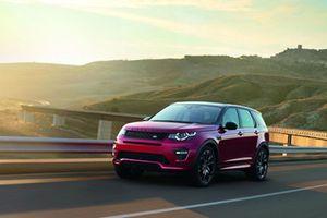 Land Rover Discovery Sport - SUV cỡ nhỏ cho cuộc sống năng động