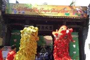 Hà Nội: Khai mạc lễ hội Tết trung thu Phố cổ 2018