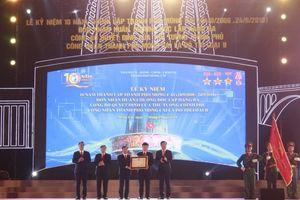 TP.Móng Cái (Quảng Ninh): Đón nhận Huân chương Độc lập Hạng Ba và công nhận là đô thị loại II