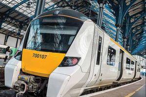 Năm 2021 Pháp có xe lửa không người lái