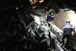 Xác minh danh tính 2 thi thể người vụ cháy gần viện Nhi Trung ương
