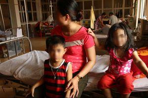 Bố nhốt 3 con đòi tự thiêu chết chung: Người vợ kể lại sự tình