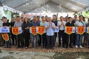 Hơn 100 kỳ thủ tranh tài tại Giải cờ tướng TP Thanh Hóa mở rộng 2018