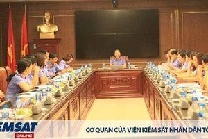 Hội thảo góp ý đề cương sổ tay Kiểm sát viên trong lĩnh vực hình sự và dân sự