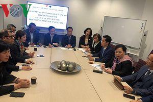 Chủ tịch Hội DN VN tại Australia: Hà Nội có thế mạnh hút khách du lịch