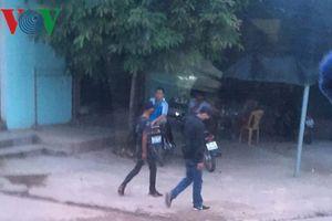 Nhà xe Hưng Long bị đối tượng ném vỡ kính xe du lịch ở Quảng Bình