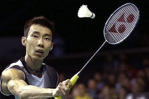 Tượng đài cầu lông Lee Chong Wei bị ung thư