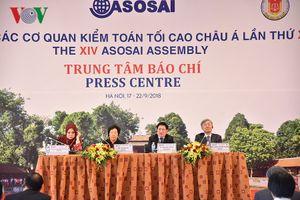 Bế mạc Đại hội ASOSAI 14: Hướng tới sự phát triển và sáng tạo