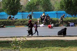 Sát thủ tấn công đẫm máu cuộc diễu binh Iran, ít nhất 24 người chết