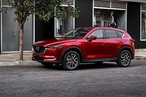 Bằng chứng rõ ràng Mazda CX-5 sắp trang bị động cơ tăng áp