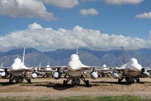 Mỹ chuẩn bị 'gọi tái ngũ' số lượng lớn máy bay từ 'nghĩa địa' Davis-Monthan?