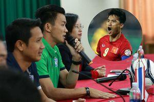 Bại tướng của tuyển Việt Nam trở lại tuyển Thái cho AFF Cup
