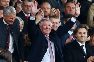 Sir Alex Ferguson nói gì trong ngày trở lại Old Trafford?