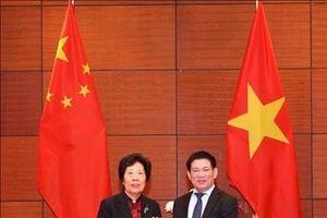 Kiểm toán Việt Nam đề nghị hợp tác với Kiểm toán Trung Quốc trong nhiều lĩnh vực quan trọng
