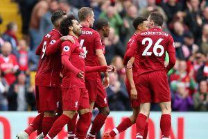 Chỉ cầu Trời, Liverpool không 'ngã' bất thình lình