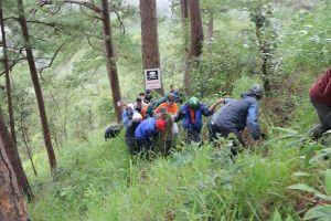 Tạm ngừng tour du lịch mạo hiểm ở thác Datanla
