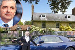 Cuộc sống siêu giàu của Mr Bean - danh hài 5 lần 7 lượt 'chết đi sống lại'
