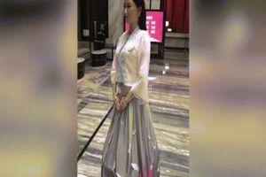 Khách sạn sang trọng TQ dùng 'thánh nữ' robot đón khách