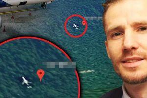 Nóng: Đây là người đàn ông tuyên bố tìm thấy MH370 trên sườn núi