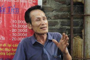 Ông Hiệp 'khùng' hỗ trợ gia đình 2 nạn nhân tử vong trong vụ cháy