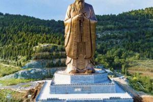TQ hoàn thành tượng Khổng Tử lớn nhất thế giới