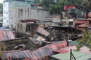 Vụ 2 vợ chồng tử vong do cháy gần BV Nhi TƯ: Ông Hiệp 'khùng' tới nhà nạn nhân
