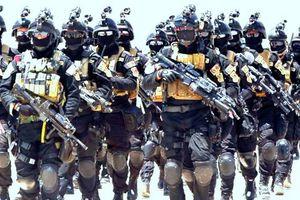 Choáng với trang bị của đặc nhiệm quân đội Iraq