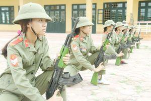 Rà soát toàn bộ vũ khí, đồ dùng dạy học GDQP&AN trong nhà trường