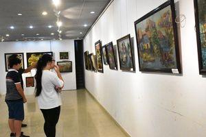 Thông điệp nghệ thuật mở từ câu lạc bộ Saigon Open Art