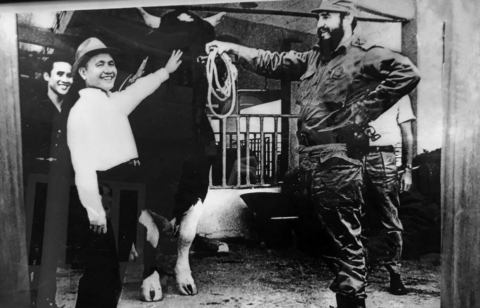 Kỷ niệm sâu sắc về Fidel với Việt Nam