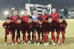 U19 Việt Nam thua ngược trước U19 Uruguay ở giải Tứ hùng 2018
