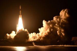Nhật phóng vệ tinh tiếp tế Trạm không gian quốc tế