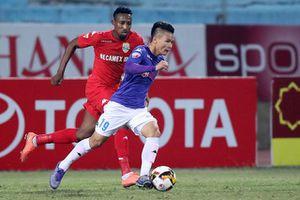 Becamex Bình Dương và Hà Nội sẽ thi đấu dồn dập 4 trận trong 10 ngày?