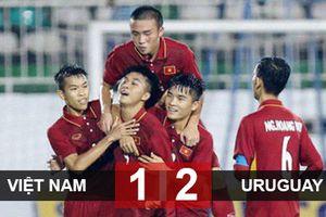 Đội tuyển U.19 Việt Nam xếp hạng 3 ở Cúp tứ hùng Qatar