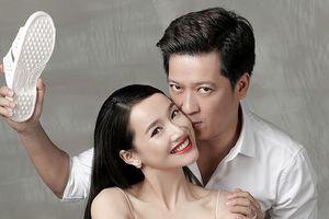 'Phát sốt' với ảnh cưới độc lạ của Nhã Phương - Trường Giang