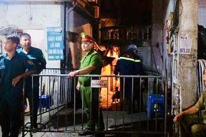 Nguyên nhân ban đầu hai nạn nhân tử vong trong đám cháy ở Đê La Thành