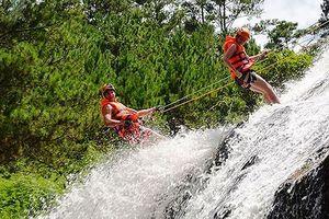Tạm ngừng tour vượt thác Datanla sau vụ du khách Hàn Quốc tử nạn