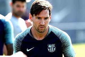 Messi vô đối lượt mở màn Champions League