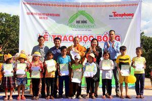 Học bổng 'Đọt chuối non' đến với xã giáp biên của tỉnh Gia Lai