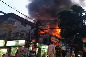 Vụ cháy gần bệnh viện Nhi: Công an mời chủ nhà trọ lên làm việc