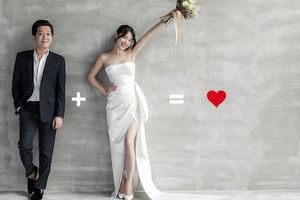 Trường Giang - Nhã Phương tung trọn bộ ảnh cưới đẹp như mơ